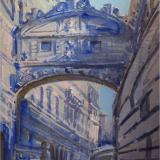 Bridge of Sighs; 35x25cm